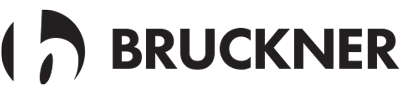 Brucker White Logo